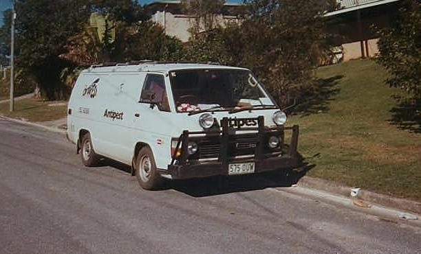 Antipest Van