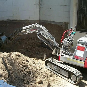 Termite-treatment-footings-excavator
